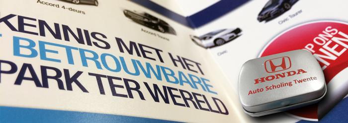 Honda Auto Scholing Twente | Hengelo